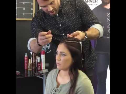 Braiding Demonstration with L'ANZA's Ammon Carver