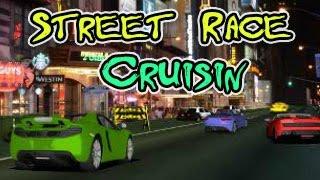 Street Race Cruisin Level1-8 Walkthrough