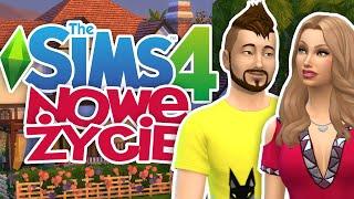Całkowicie Nowy Dom i Urodziny Pawełka  The Sims 4 Nowe Życie #87
