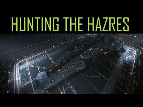 Elite: Dangerous - Hunting the HazRes. Federal Corvette edition (Unedited)