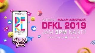 [FULL] Anugerah DFKL 2019