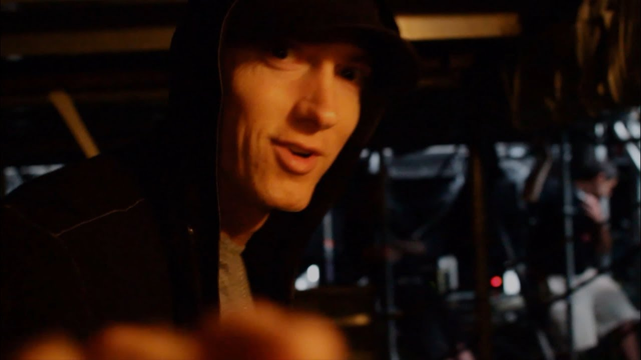 Unreleased Eminem's first 'Sober' Tour documentary (Recovery Tour, Europe, Summer 201