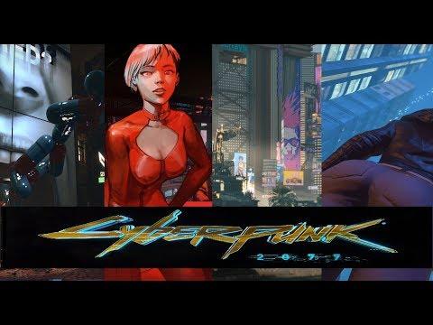 5 Cyberpunk Games To Play before Cyberpunk 2077 (4K)