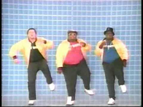 Fat Boys - SEX MACHINE