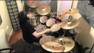 Nickelback - Animals (Drum Cover) HD