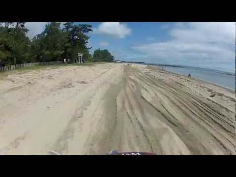 Beach Enduro, Nata beach Oita JAPAN