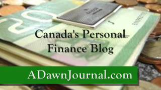 Personal Finance Blogs For 20 Somethings Canada - YT