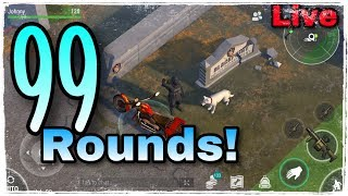 Police Station 99 Rounds! - Last Day on Earth