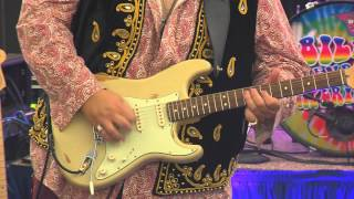 "Billy Hendrix Experiment ""Johnny B Good"" Live on the PBRC Telethon"