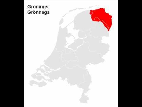 Nederlandse dialecten fragmenten