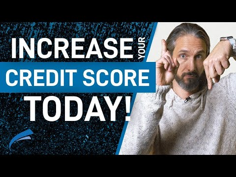 Increase your CREDIT SCORES from below 500 to 800+ / Garrett Gunderson