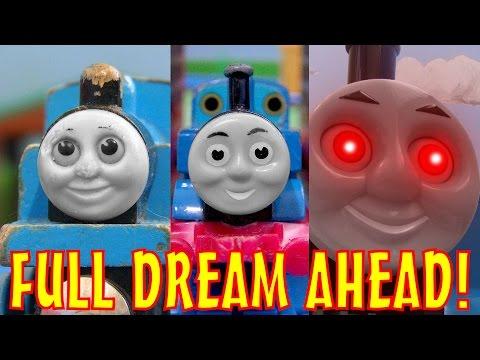 TOMICA Thomas & Friends Short 35: Full Dream Ahead!