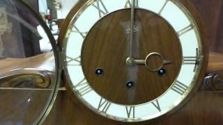 Juba German Mantle Clock