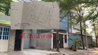 [ NỀN GÓC ] sổ đỏ cá nhân 6x20m Khu dân cư Phú Lợi Quận 8