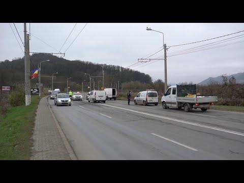 Prima zi de carantină la Mediaș | novatv.ro