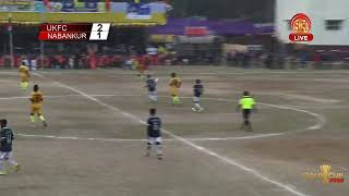 15th Sukuna Gold Cup Football Tournament 2020  Nabankur Sangha vs UKFC