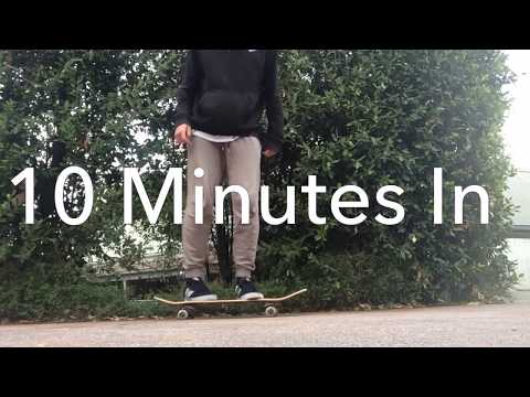 I LEARNT TO OLLIE IN LESS THAN AN HOUR