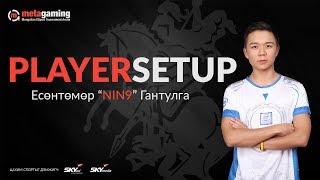 PlayerSETUP nin9