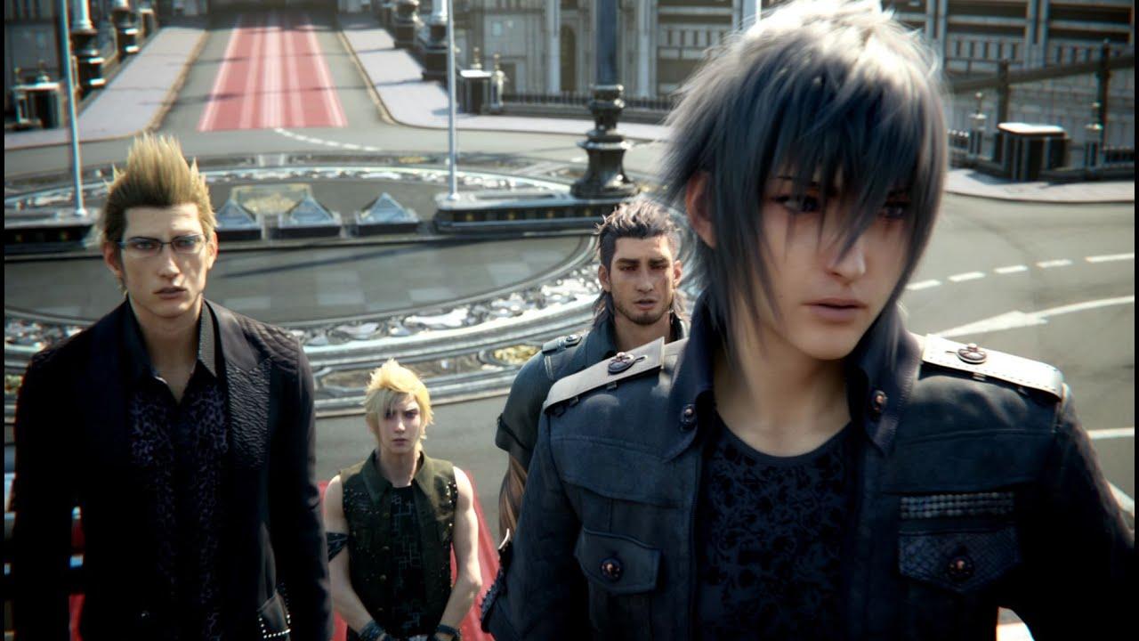 Ffxv Universe Kingsglaive Final Fantasy Xv Youtube