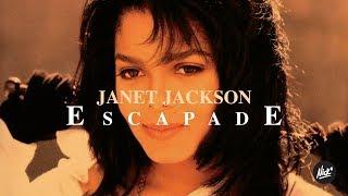 Janet Jackson –Escapade (North Shore Remix)