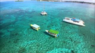 Snorkeling Seven Miles Beach, Negril, Jamaica