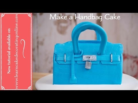 how much is a birkin purse - hermes bag cake - YouTube