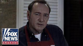Kevin Spacey shares bizarre video amid felony charge news