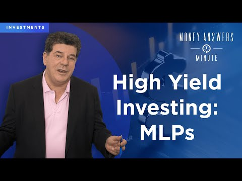 High Yield Investing: Master Limited Partnerships