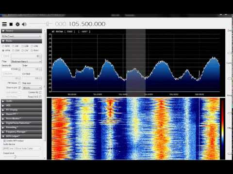 FM DX Es 03June2015 1532z 105.5 Mhz Ke Beuna DR RDS