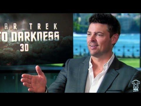 Nathan Interviews Star Trek's Karl Urban (Bones)