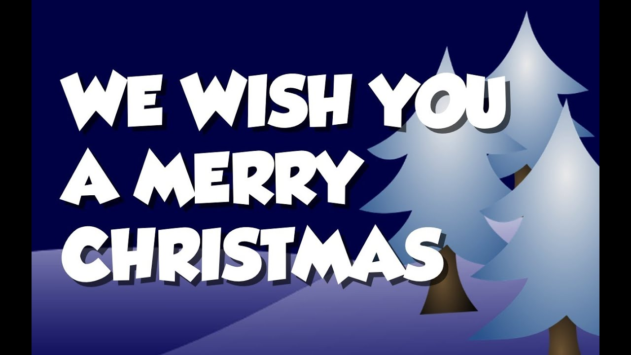 We Wish You a Merry Christmas - Christmas Songs for Children ...
