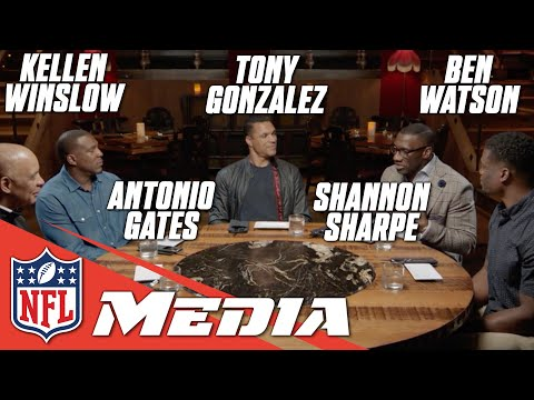 Developing The Position, Greatest Football Memories, & Community Support | Tight End Round Table