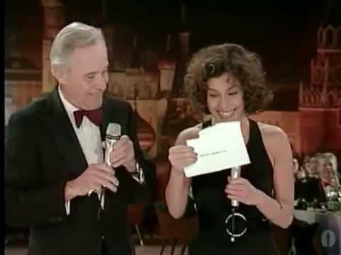 """Cinema Paradiso"" Wins Foreign Language Film: 1990 Oscars"