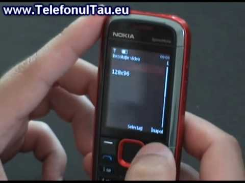 Nokia 5130 XpressMusic Review ( in Romana )