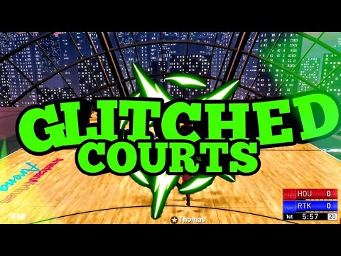 Most Insane NBA 2K19 Glitched Console Mods! PS4 & XBOX One FLOATING ARENA & MORE! | DominusIV