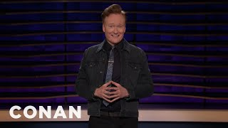 Conan: Joe Biden Is Polling Behind Mickey Mouse - CONAN on TBS