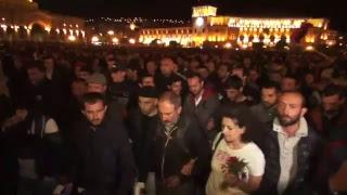 17.04.2018  Ուղիղ հեռարձակում Հանրապետության հրապարակից