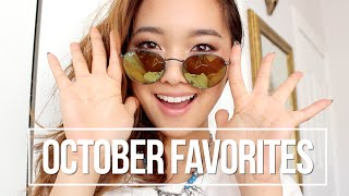 October Favorites 2014 Thumbnail