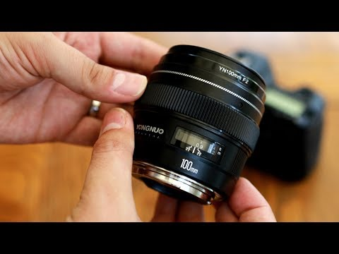 Yongnuo 100mm f/2 lens review with samples (Full-frame & APS-C)