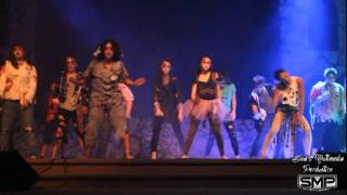CWC The Thriller 2015