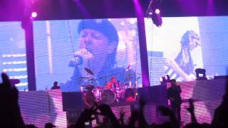 Scorpions - MEO Arena Lisbon 10.03.2014 - Wind Of Change + Rock You Like a Hurricane