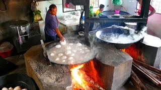 INCREDIBLE NOODLE MAKING - Behind the Scenes of Laksa Kedah | Food and Travel Channel | Malaysia