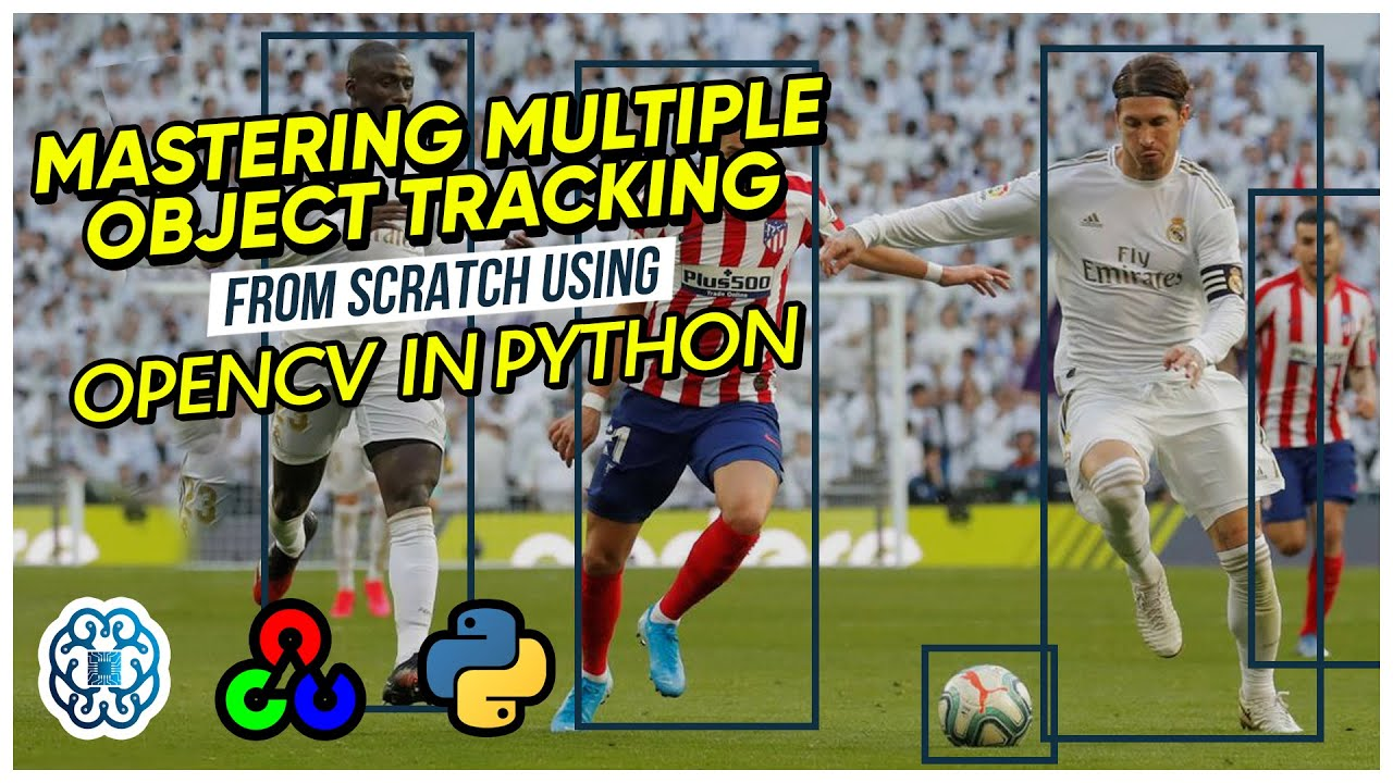 Multiple Object Tracking using OpenCV in Python - Part 2