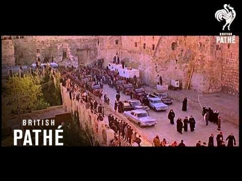 Selected Originals - The Papal Pilgrimage (1964)