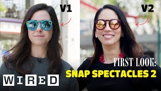 Snap Spectacles: Are They the Face Camera We've Been Waiting For? | WIRED