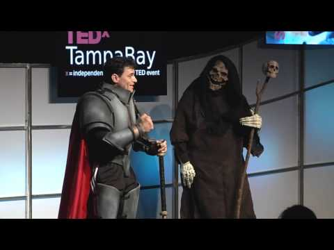 Telling Interactive Stories in Video Games: Adam Bohn at TEDxTampaBay