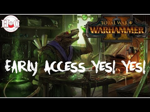 Total War Warhammer 2 Laboratory Gameplay - Early Access!