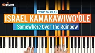 "Baixar How To Play ""Somewhere Over The Rainbow"" by Israel Kamakawiwo'ole 