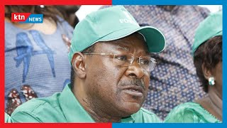 Wetangula's Ford Kenya party announces exit from NASA coalition