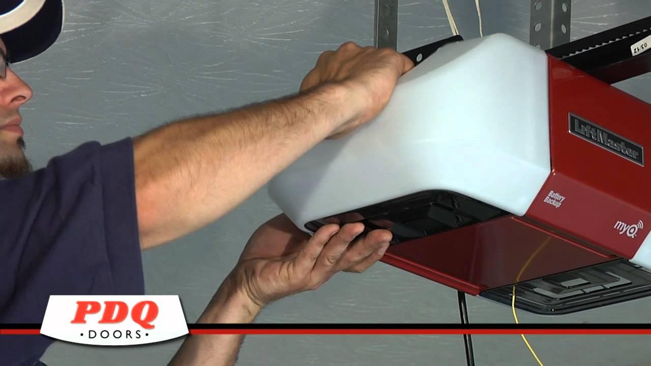 replacing your garage door battery backup youtube replacing your garage door battery backup bioresonanz kielfo choice